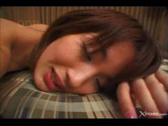 無修正 動画 可愛い女性に逆ナンパされホテルでファック