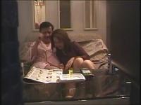 正常位でお姉さん女優と性行為する動画
