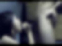 無修正 個人撮影 頭を掴んでガンガン喉奥を犯す素人カップルのイマラチオ動画