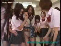 JKたちの性的ないじめ動画