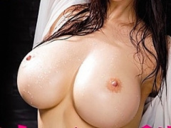 Lカップ美爆乳で生徒を誘惑するイケナイ女教師の乳首ビンビン校内淫行