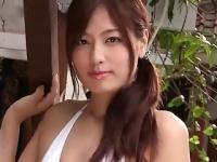 超絶美人お姉さんのエロ水着!!
