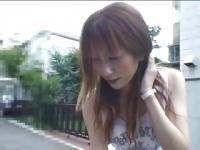 ギャルお姉さんが手コキをする動画