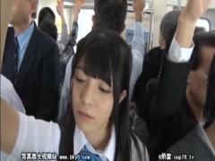 アイドル級のルックスのスターAV女優の即抜け動画! 媚薬にチカンになんで...