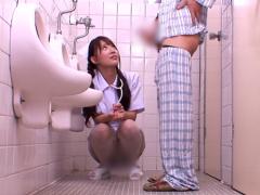 センズリ鑑賞 清楚で優しい看護師さんが患者さんのおちんちんオナサポしち...