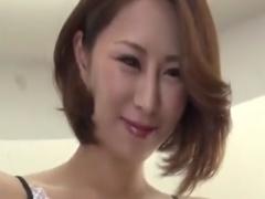 M男を拘束バキュームフェラチオ強制射精させる痴女動画