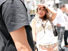 渋谷のショップ店員のギャルはノリでAV出演もOKしちゃう見た目通りのビッチギャルでした