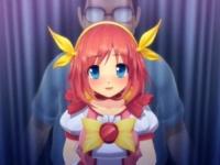 エロアニメ 美少女アイドルが実は裏ではどエロでマネージャーのチンコを弄...