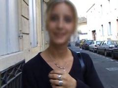 無修正 18歳の外国人のガチ素人ブロンド白人フランス美女の恥じらいヌード...