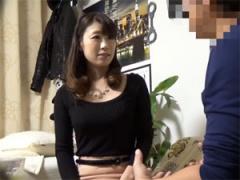 43歳ふみえ ヤリ部屋でイケメンに口説かれ心も股も開くアラフォー熟女