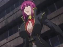 モンスター達にボテ腹レイプされる女戦士エロアニメ