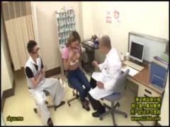 素人レイプ 妊娠検査をしに産婦人科に来た黒ギャルに、診察台で媚薬を注入...