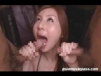 お姉さん辰巳ゆいが後背位や騎乗位で性行為する動画