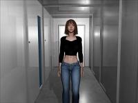 3Dエロアニメ 特殊捜査の女刑事が敵に捕まり調教レイプされてしまう