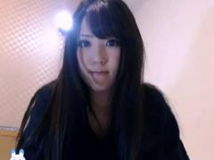 無修正ライブチャット動画 めちゃくちゃ可愛い美巨乳おっぱい黒髪美少女 ...