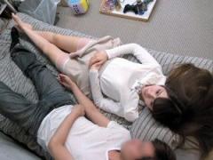 絶体的美少女がヤリモク男にあっさり攻略しされてセクロスを盗撮される! !