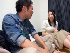 32歳竹内瞳 清楚系人妻が素人男性宅にお邪魔して貸しマ○コ