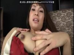 Tバックのデカ尻痴女が淫乱ディルドオナニー! !