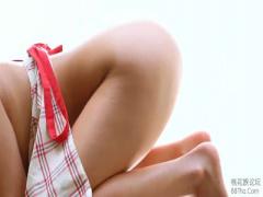 爆乳Gカップ美少女の限界ギリギリまで露出したセクシーすぎるイメビが激シコ