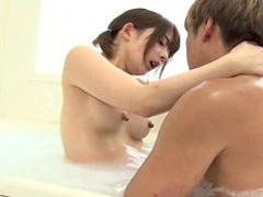 私もお兄ちゃんとお風呂入る! 兄のことが好きすぎる可愛い妹が風呂乱入、...