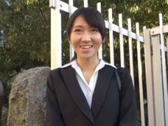 就職活動中のリクルートスーツ女子大生をホテルに誘いセクハラ説明会w