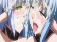 アニメ 触手 エルフの美少女達が触手に穴という穴を犯され種付けされる!