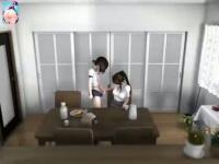 3Dアニメ 姉弟のカンケイ3 思春期の激しすぎる欲望