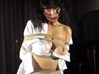 緊縛イズム07 髪吊り拷問・宏美が被虐の極致