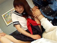 女子校生×女子校生 イタズラ野球拳
