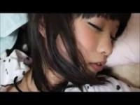 個人撮影 寝ている妹にチンコいれてみた