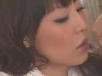レズ動画 美人妻堀口奈津美の愛する夫の不倫相手は妖艶妻鷹宮りょうだった...