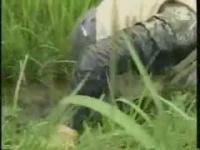 ヘンリー塚本 畑仕事している女を無理やり襲ってそのまま畑でちんこを挿入