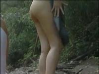 ヘンリー塚本 釣りをしていると少女が聖水をやり始めたので興奮してちんこ...