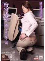 密室凌辱 堕とされた女上司