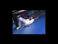 キャットファイト ヒロインバトル 08! 強烈な打撃と投げ技…ヒロイン凌辱! ...