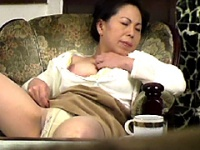 お母さんと日常生活4 〜着替え、自慰、入浴、放尿編〜