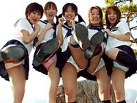 青春女子校生 バスケ部の夏合宿