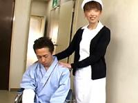 Gカップ現役看護師条件付きAV承諾