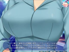 エロアニメ 冴えない男が透明人間になって隣住む巨乳のべっぴん人妻さんに...
