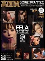 高画質の映像美で魅せるフェラチオ! IP女優高画質フェラチオSelection 8時間