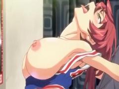 エロアニメ 婦人警官が超激しく絡み合って痴女丸出しオマンコザーメン注入...