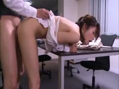 S級女優 川上奈々美ちゃんとオフィスで生ハメセックス こんなに可愛い部下...