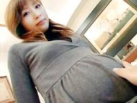 極上美人妊婦