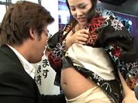 細腕妊婦繁盛記 27歳(妊娠10ケ月)臨月