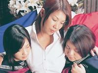 レズビアン・ジュース2 〜巨乳と母乳と美乳〜