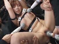 女スパイ陵辱拷問 電磁パルス攻め