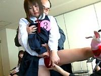 美少女戦隊ヒロイン役偽オーディションを開催!!2