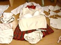 この女子校生の下着を盗みました。