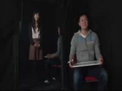罰ゲームで初対面の男とセックスするはめに マジックミラー号 MM号動画