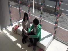 普段仲良い女友達がセックスフレンドへ進展 マジックミラー号 MM号動画